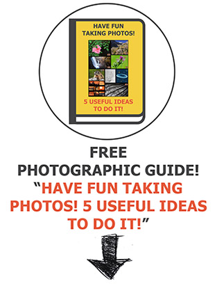 Free photographic guide! Sign up for the PhotoGear4Fun mailing list!